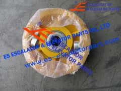 Thyssenkrupp Rope Pulley Assy 200029172
