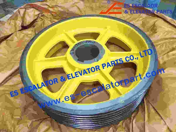 Traction Sheave 200229309