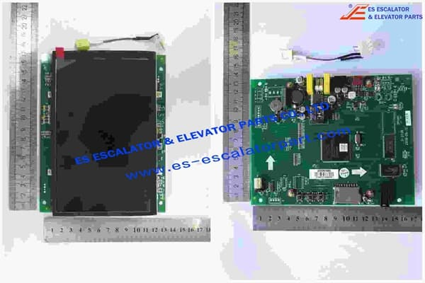 ESThyssenkrupp Picture Type 7 Color LCD Vertical 200287085