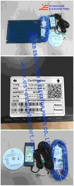 ESThyssenkrupp Picture Type True Color LCD 200279668