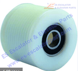 Roller And Wheel NEW 556225