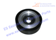 Thyssenkrupp Escalator Parts Roller And Wheel NEW 1705532200