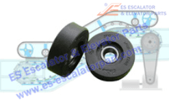 Roller And Wheel NEW DEE3685362