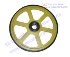 Roller And Wheel NEW GAA265AM1