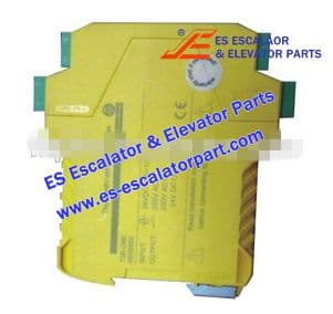 Thyssenkrupp Escalator Part 68005600 Switch and Board