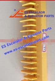 OTIS Escalator Part GO455G5 Step Demarcation NEW