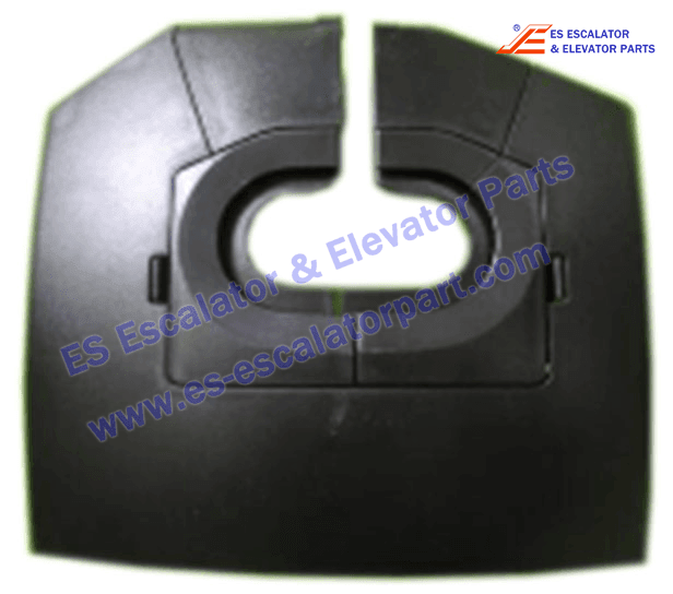 Thyssen FT822/823 Escalator 8001620000 Front Skirt Bottom Left/Top Right