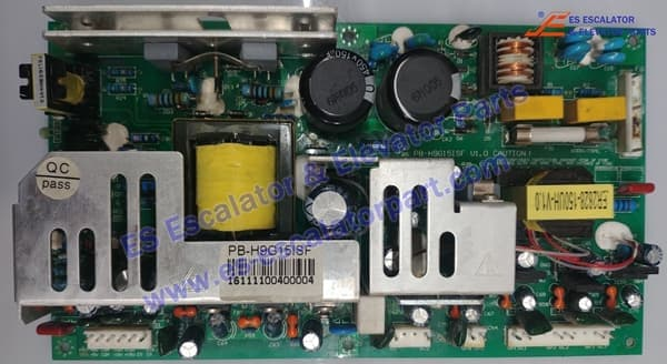 Hyundai Elevator H9G15ISF Power Board for HIVD900GT Inverter