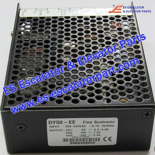 thyssenkrupp elevator Power supply DY50-EE