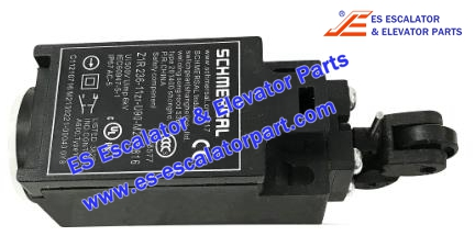 THYSSEN Escalator TUGELA 945 Z1R 236-11ZR-U90-M20 LIMIT SWITCH