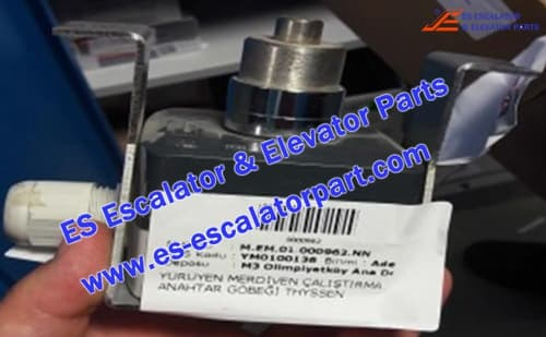 THYSSEN Escalator TUGELA 945 START KEY SWITCH
