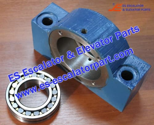 Elevator Parts Drive shaft base bearing