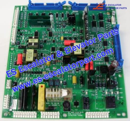 ESOTIS Elevator Parts ACA26800XU2 Interface Board LVIB 120A P