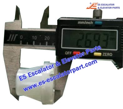 ESMitsubishi Escalator Parts Plastic bushing small
