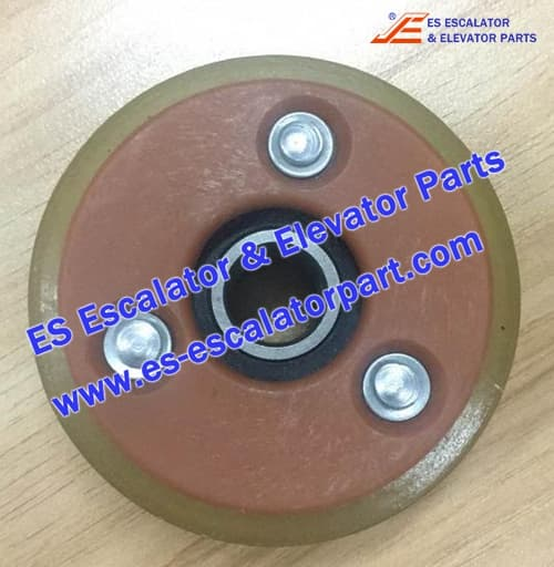 ESMitsubishi Escalator Parts step chain Roller