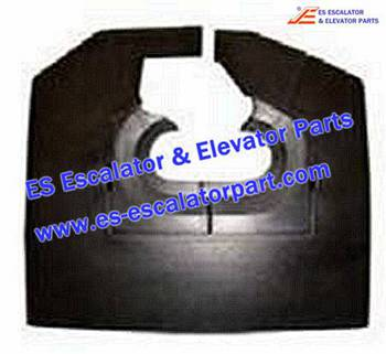 Thyssenkrupp Escalator Parts 8001620000 Handrail Inlet Cover FT822