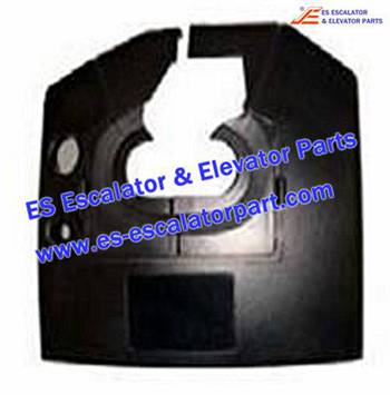 Thyssenkrupp Escalator Parts 8001610000 Handrail Inlet Cover FT822