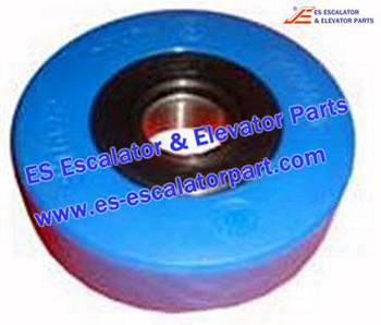 ESThyssenkrupp Escalator Parts 1705773900 Step wheel