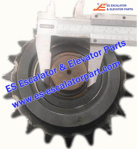 Hyundai Escalator Parts Sprocket