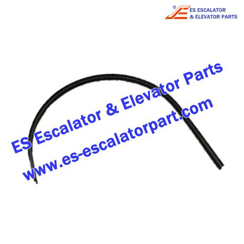 ESKONE Escalator Parts KM5070658G01 Newell END HANDRAIL GUIDI