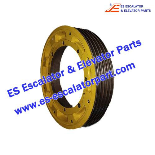 ESOTIS Elevator DAA261B1 Traction sheave