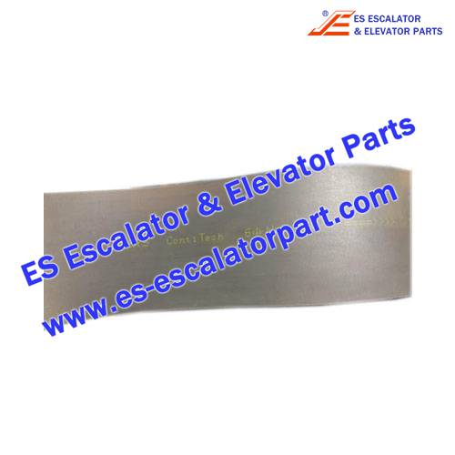 ESOTIS Escalator Parts 10575 Traction belt