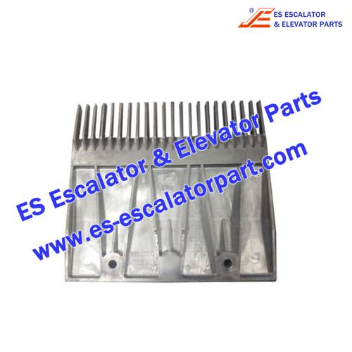ESThyssenkrupp Escalator Parts 300007488 Comb Plate