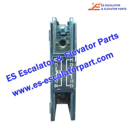 Elevator Parts SZ1AS1V Auxiliary contact