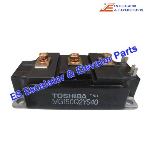 <b>Toshiba Elevator MG150Q2YS40 Supply power module</b>