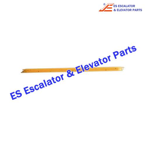 ESThyssenkrupp Escalator L47332245B Step Demarcation