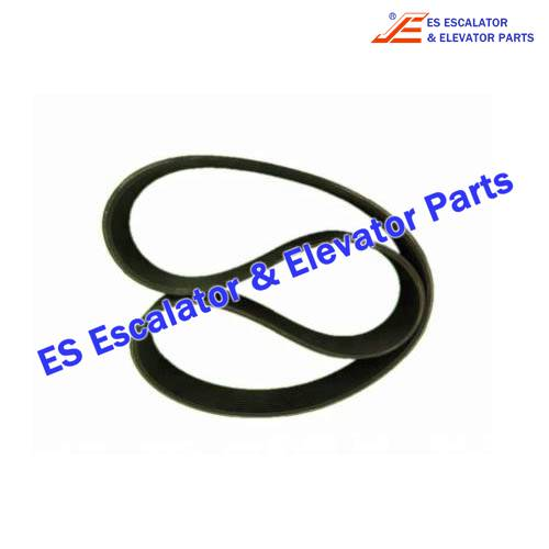 ESThyssenkrupp HANDRAIL AND BELT NEW 80071100