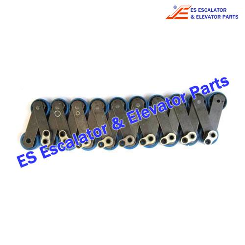 ESOTIS Escalator Parts GAA26350L25 606 NCT Pallet Chain Pin ∅