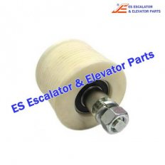 Escalator Parts SCH394014A Poly belt with bearing
