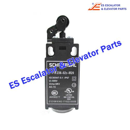 Elevator T1R236-02Z-M20 Limit switch