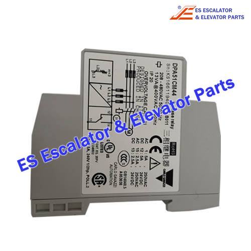 Thyssenkupp Escalator Parts 8800300158 Relay