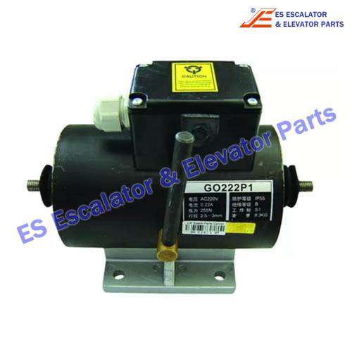 ESOTIS Escalator GO222P1 Brake