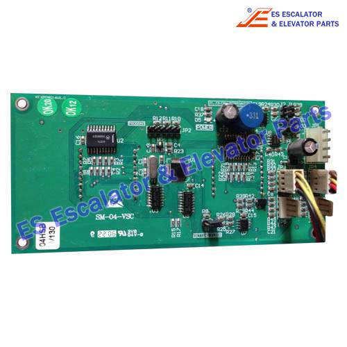 Elevator SM-04-VSC Button Board