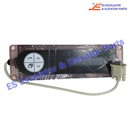 ESThyssenkrupp Escalator Parts 8605000108 Fault display