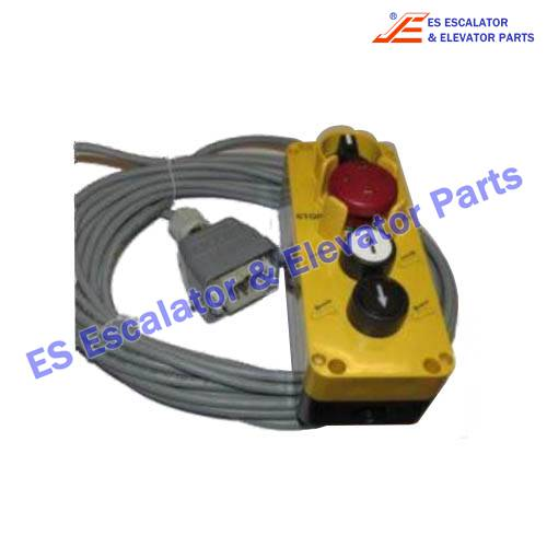 ESOTIS Escalator GBA26220BX3 Inspection tool