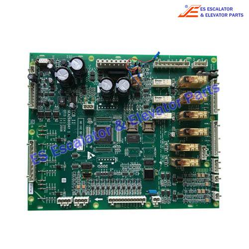PCB GCA26800AY1 ECB-II CARD FOR NEC 513 MECHANICAL