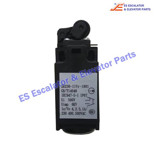 Elevator ZR236-11Y Switch