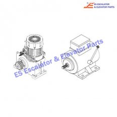 GO222P11 Machines Solenoid Brake (special order only)