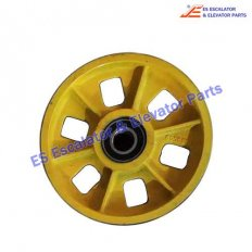 Elevator KM50547G02 ROPE PULLEY