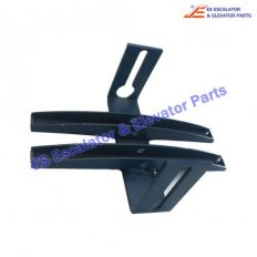 <b>Escalator DAA385NNT3 Chain tensioner bracket WITHOUT two linings</b>